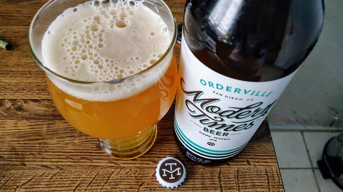 Personal Beer Review: Modern Times Orderville
