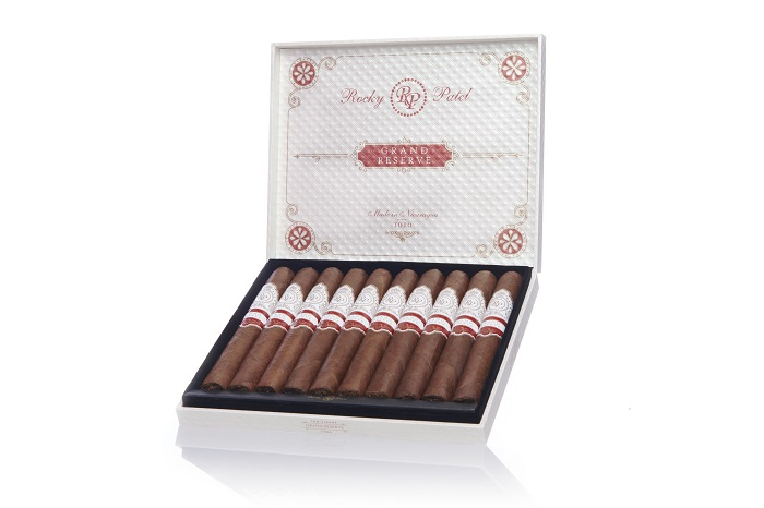 Cigar News: Rocky Patel Releases Grand Reserve for International Market