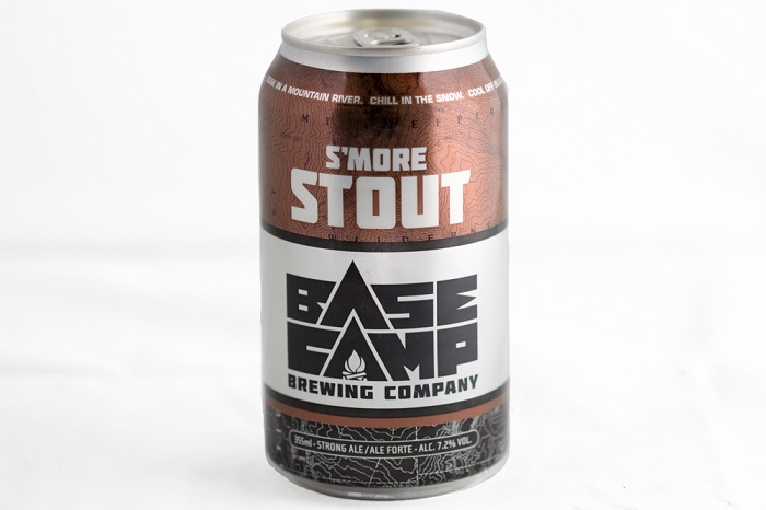 Personal Beer Review: Base Camp S'more Stout