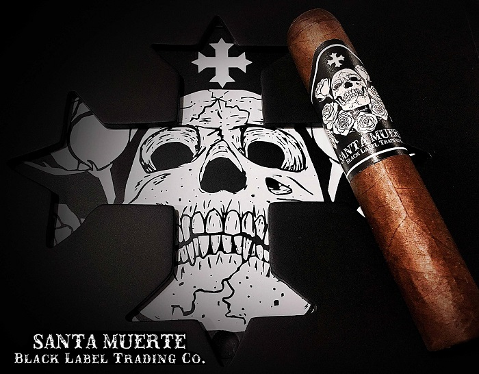 Cigar News: Black Label Releases Santa Muerte 2018