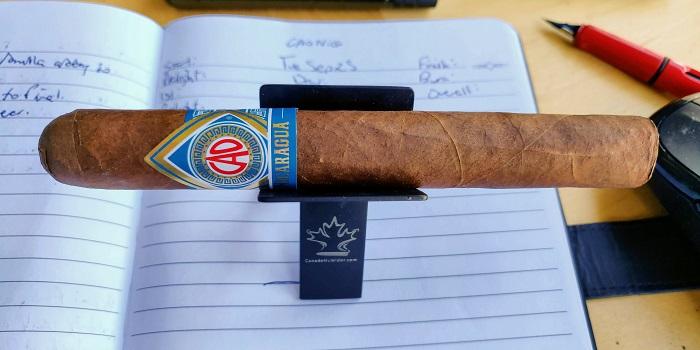Team Cigar Review: CAO Nicaragua Granada