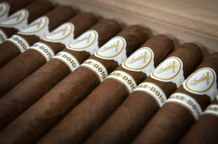 Cigar News: Davidoff Announces Cigar Dojo Exclusive 2018