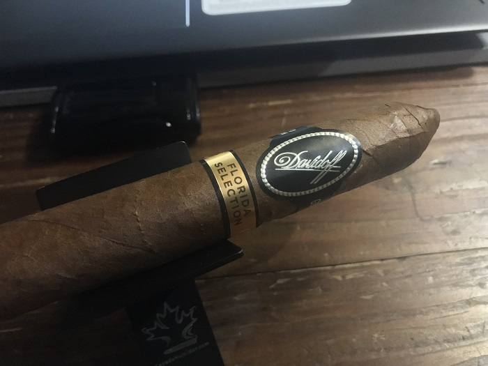 Personal Cigar Review: Davidoff Florida Selection 2018 Limited Edition