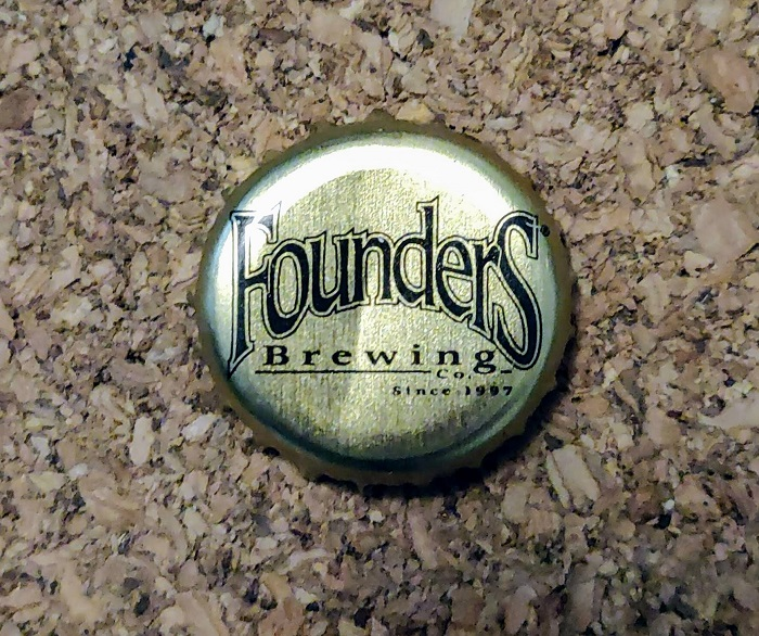 Personal Beer Review: Founders Canadian Breakfast Stout (CBS)