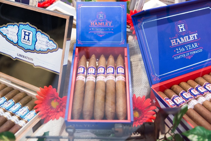 Cigar News: Hamlet 25th Year Salomon Shipping in Late October