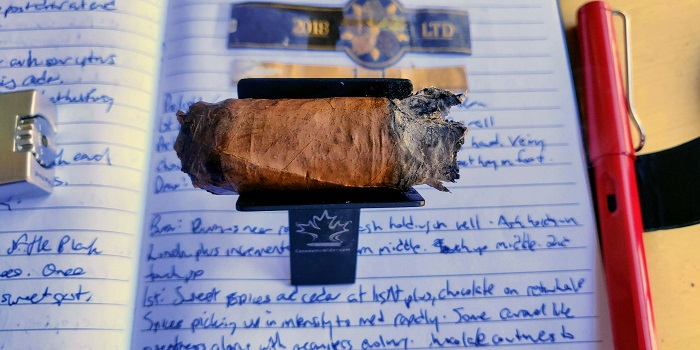 Team Cigar Review: Hit and Run Part Deux (Rip & Dip) Almost Robusto