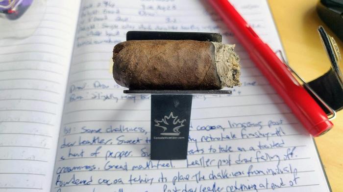 Team Cigar Review: Southern Draw 300 Hands Maduro Petit Edmundo