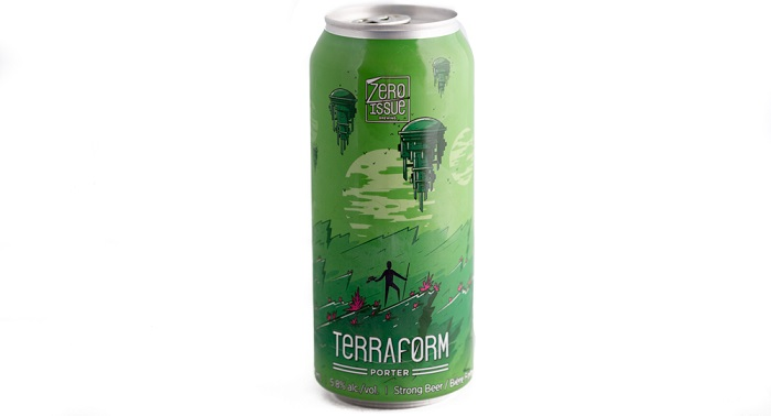 Personal Beer Review: Zero Issue Terraform