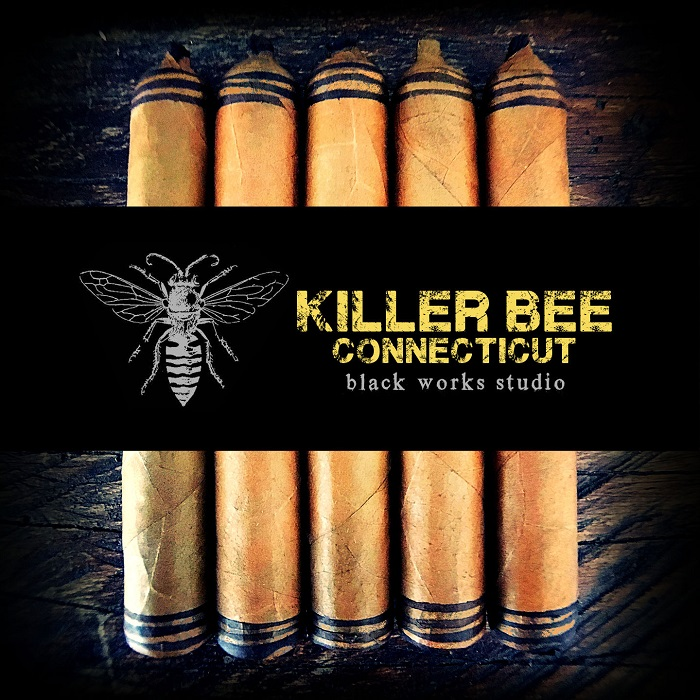 Cigar News: Black Works Studio Releases Killer Bee Connecticut