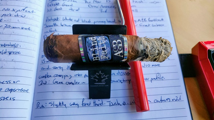Team Cigar Review: Blind Faith by Alec & Bradley Robsuto