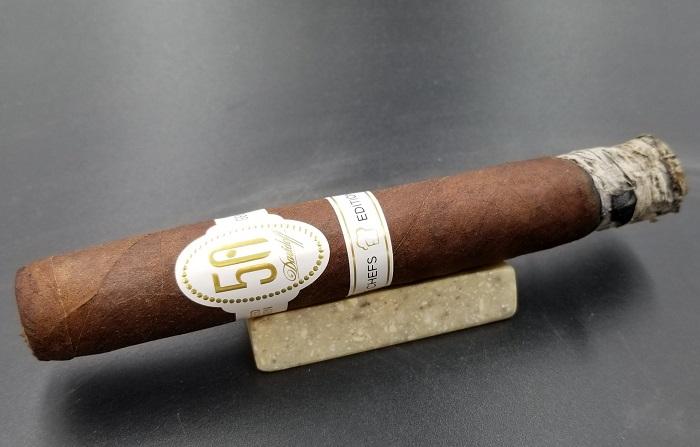 Team Cigar Review: Davidoff Chefs Edition 50th Anniversary
