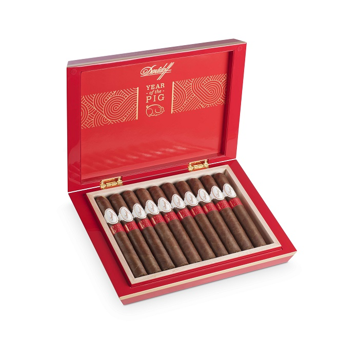 Cigar News: Davidoff Introduces Year of the Pig