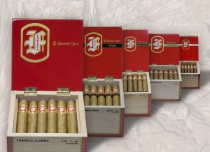 Cigar News: Quesada Cigars Redesigns Fonseca Brand