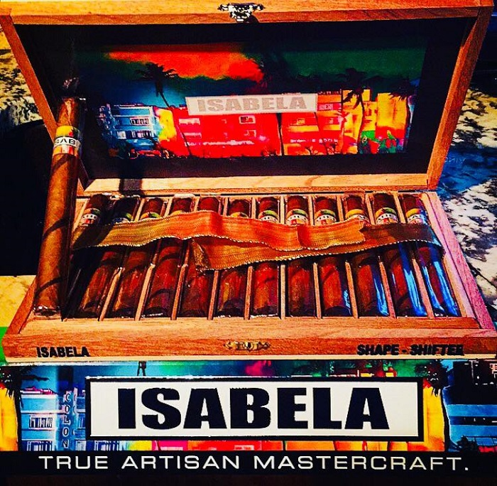 Cigar News: Isabela Announces Shape-Shifter