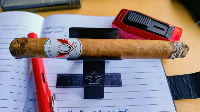 Team Cigar Review: Jeremy Jack JJ14 Lancero