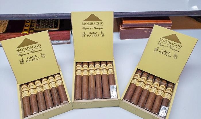 Cigar News: Mombacho Plans Shipment of Casa Favilli Pre-Release