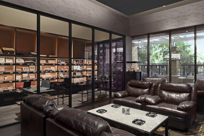 Cigar News: Pívat Cigar Lounge Opening at Agua Caliente Casino Resort Spa in California