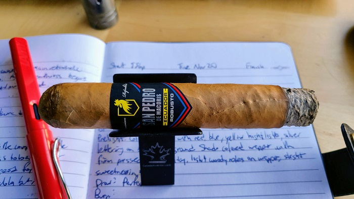 Team Cigar Review: San Pedro de Macorís Ecuador Robusto