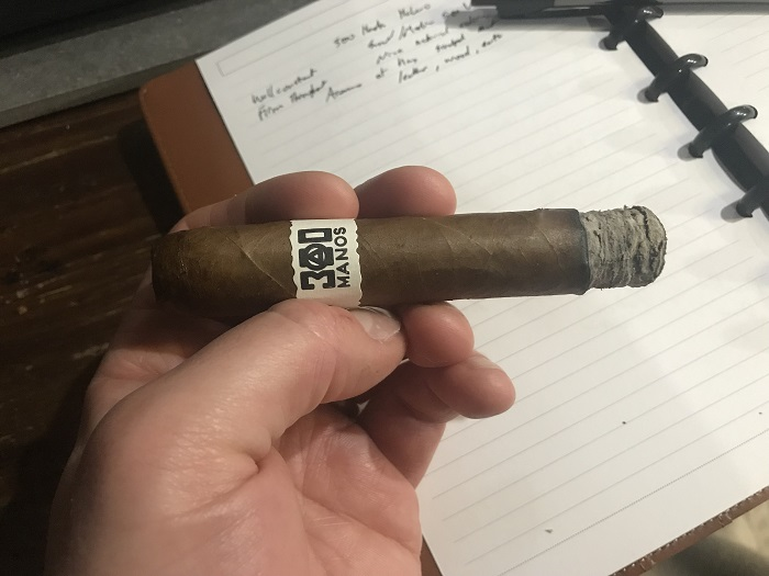 Team Cigar Review: Southern Draw 300 Manos Habano Petit Edmundo