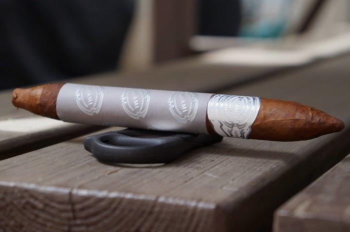 Personal Cigar Review: Aganorsa Leaf Casa Fernandez Miami Aniversario Perfecto