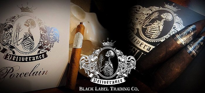 Cigar News: Black Label Announces Deliverance Nocturne and Porcelain 2018