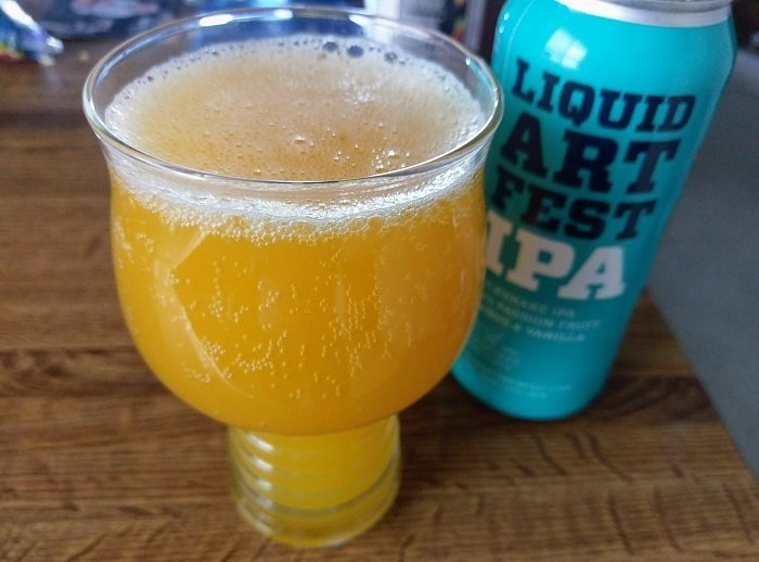 Personal Beer Review: Collective Arts Liquid Art Fest