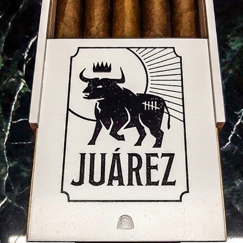 Cigar News: Crowned Heads Creates Juarez as Thompson Exclusive