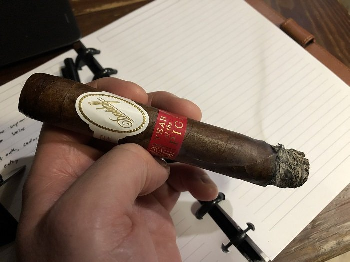 Personal Cigar Review: Davidoff Year of the Pig