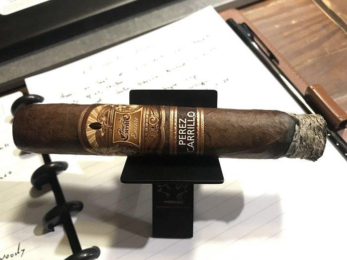 Team Cigar Review: E.P. Carrillo Encore Majestic