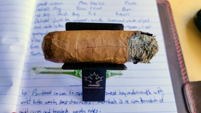 Team Cigar Review: El Artista Cimarron Connecticut Robusto