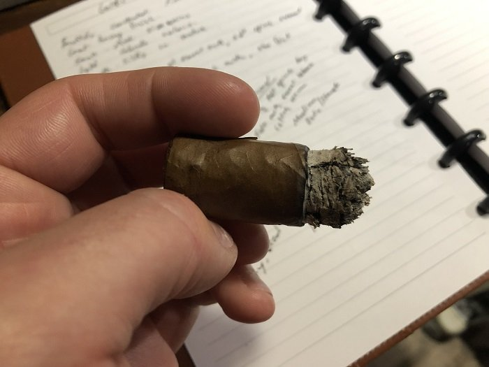 Personal Cigar Review: La Palina Goldie Cañonazo