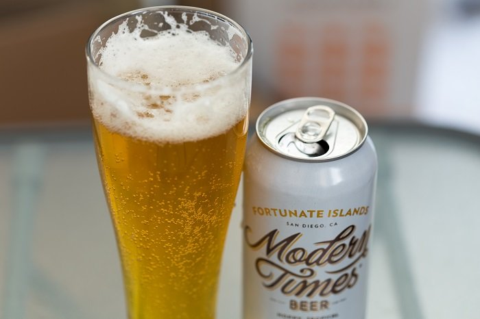 Personal Beer Review: Modern Times Fortunate Islands