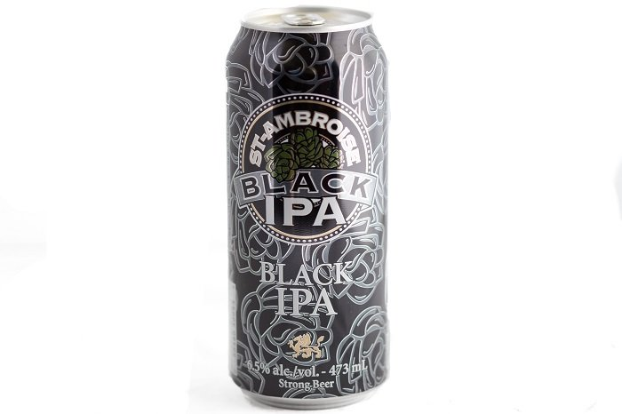 Personal Beer Review: St-Ambroise Black IPA