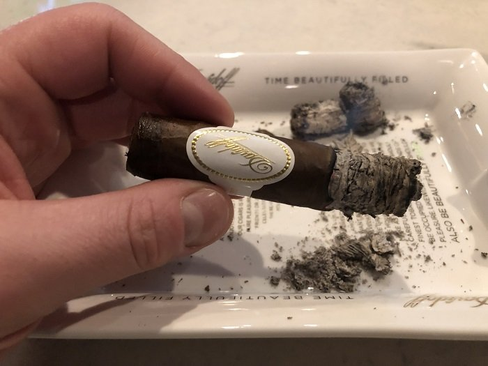 Personal Cigar Review: Davidoff Superior