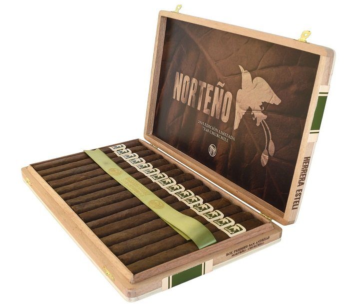 Cigar News: Drew Estate Re-releasing Herrera Esteli Norteño Edicion Limitada Churchill