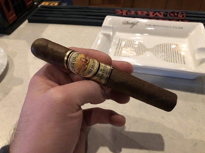 Personal Cigar Review: La Aurora Preferidos Hors d'Age 2017 Toro