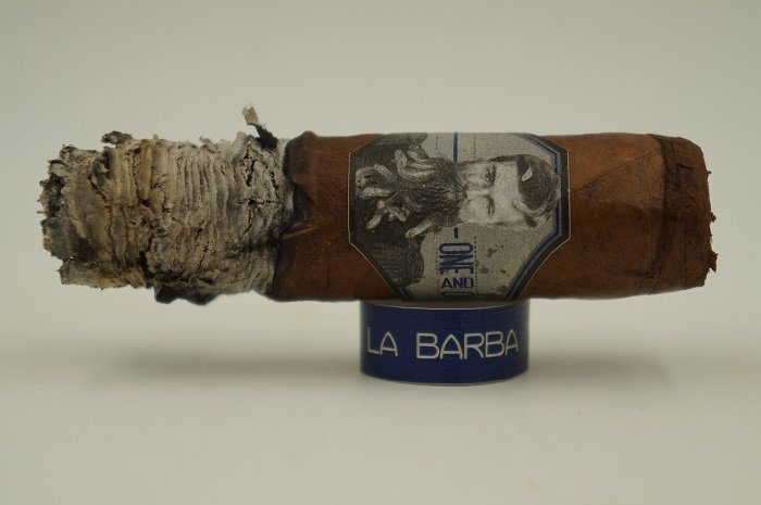 Team Cigar Review: La Barba One and Only 2018 Super Toro