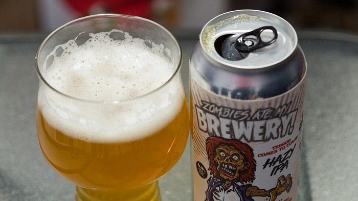 Personal Beer Review: Parallel 49 / Blindman Zombies Ate My Brewery!