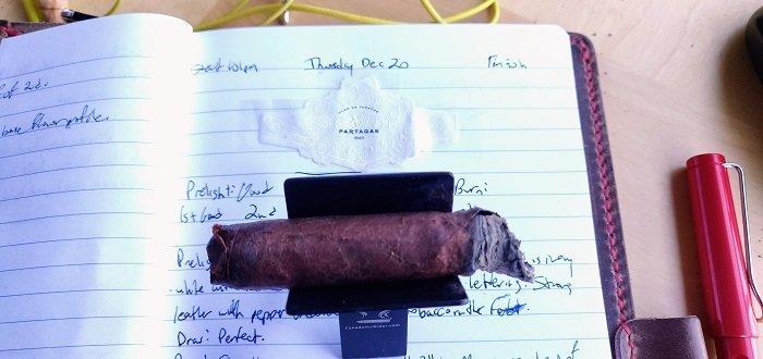 Team Cigar Review: Partagas Legend Corona Extra Leyenda