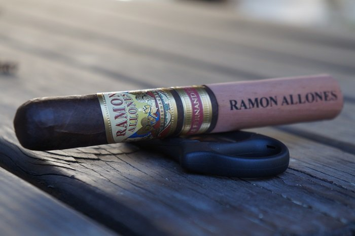 Personal Cigar Review: Ramon Allones by AJ Fernandez Toro