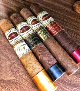 Cigar News: Aganorsa Leaf Habano with New Packaging Begins Shipping
