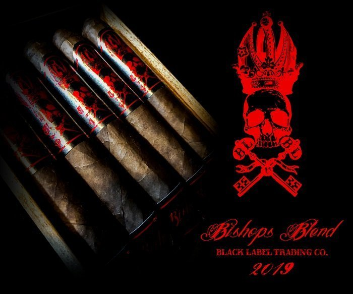 Cigar News: Black Label Announces Bishops Blend 2019