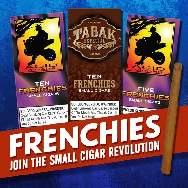 "Cigar News: ACID and Tabak Especial Release ""Frenchies"""