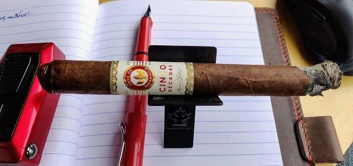 Team Cigar Review: Joya de Nicaragua Cinco Decadas El General