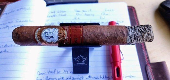 Team Cigar Review: La Palina Bronze Label Robusto