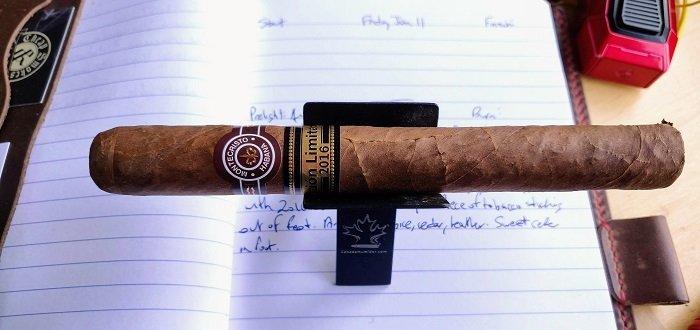 Team Cigar Review: Montecristo Dantés Edición Limitada 2016