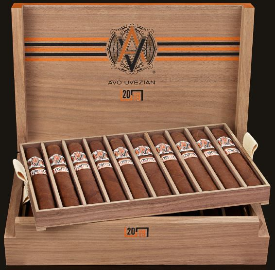 Cigar News: AVO Improvisation LE19 Announced