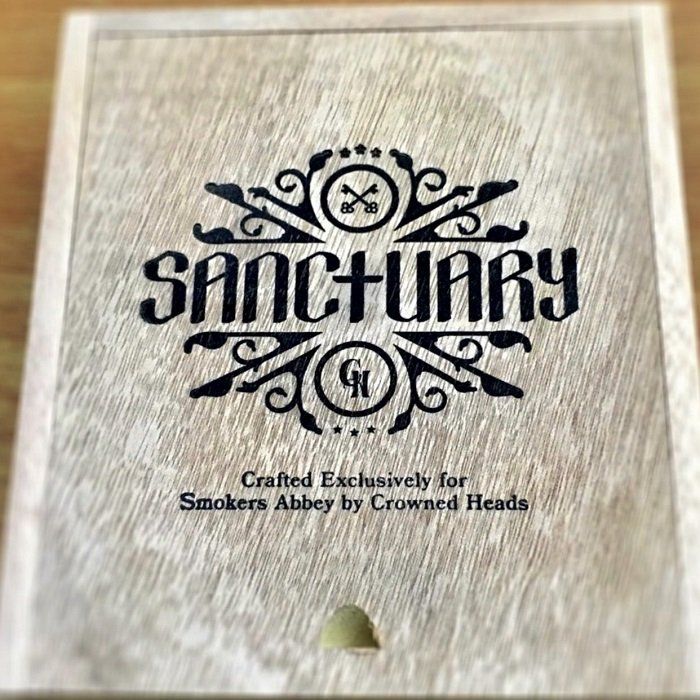Cigar News: Sanctuary by Crowned Heads Announced as Exclusive for Smokers Abbey