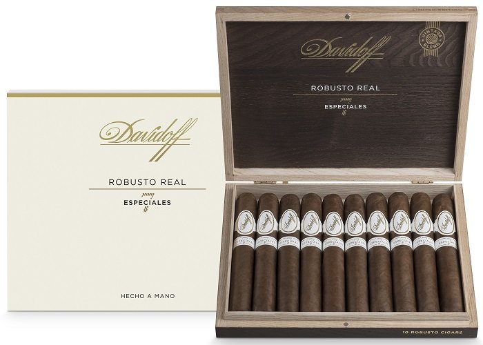 Cigar News: Davidoff Re-releases Robusto Real Especiales 7