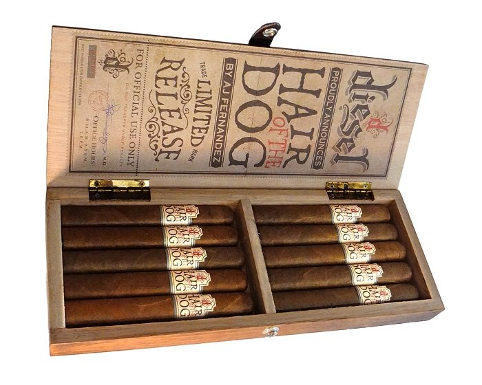 Cigar News: Diesel Announces Hair of the Dog